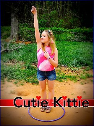 Cutie Kittie Book 28: Bubbly Blonde Babe  by  R.A. Ravenhill