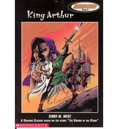 King Arthur  by  Terry M. West