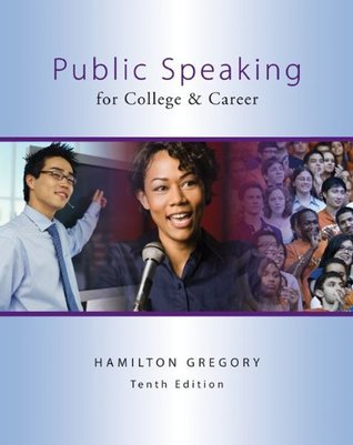 Connect Plus Public Speaking 1 Semester Access Card for Public Speaking for College & Career Hamilton Gregory