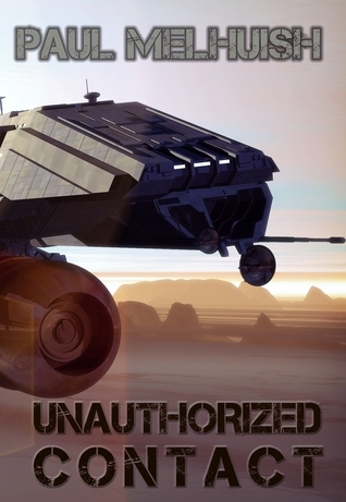 Unauthorized Contact  by  Paul Melhuish