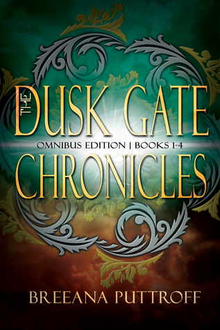 The Dusk Gate Chronicles Boxed Set, Books 1-4  by  Breeana Puttroff