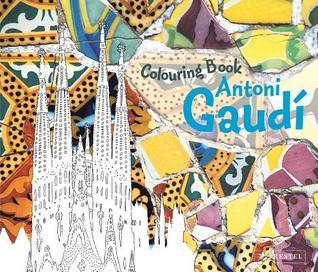 Colouring Book Antoni Gaudi Prestel Publishing