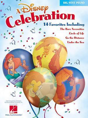 A Disney Celebration  by  Hal Leonard Publishing Company