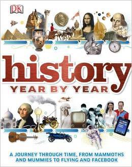 History Year  by  Year by Peter Chrisp