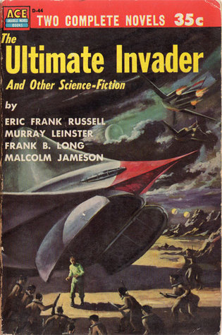 The Ultimate Invader and Other Science-Fiction Donald A. Wollheim