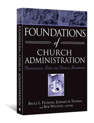 Foundations of Pastoral Care Bruce L. Petersen