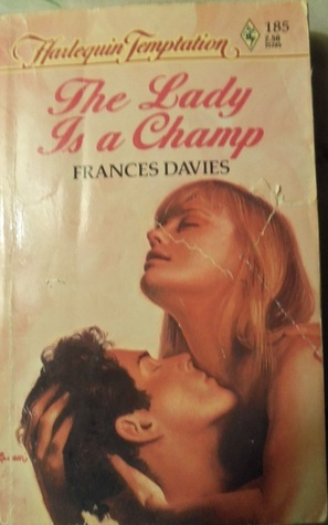 The Lady Is a Champ  by  Frances Davies