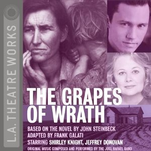 The Grapes of Wrath( Dramatized) Unabridged  by  John Steinbeck