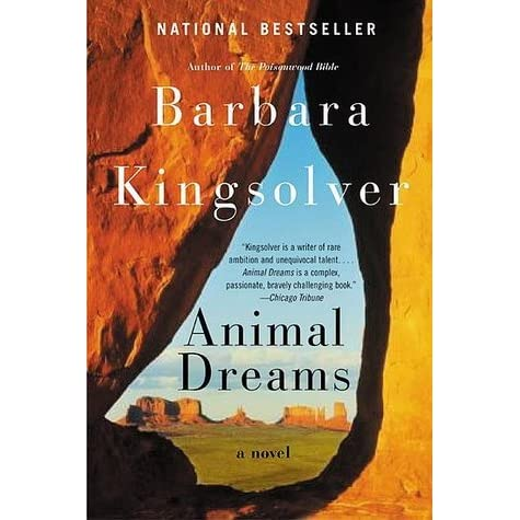 a plot review of barbara kingsolvers animal dreams Ign is the leading site for movies with expert reviews, trailers, interviews, news, wikis, cast pictures, release dates and movie posters.