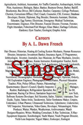 Careers: Singer  by  Dawn French