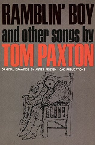 Ramblin Boy and Other Songs Tom Paxton