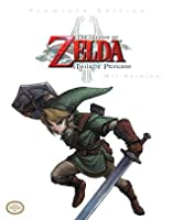 Legend of Zelda, The: Twilight Princess (Wii Version) (Prima Authorized Game Guide)