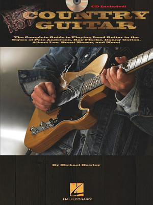 Red Hot Country Guitar  by  Michael Hawley