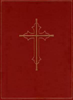 Altar Book: Deluxe Edition Church Publishing