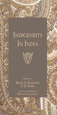 Indigeneity in India  by  Bengt T Karlsson