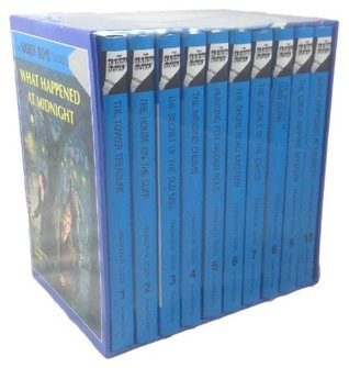 Hardy Boys Mystery Collection (Boxed Set of 10 books) [Hardcover]  by  Franklin W. Dixon