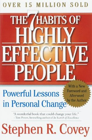 The Power Of The 7 Habits  by  Stephen R. Covey