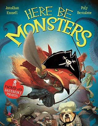 Here Be Monsters  by  Jonathan Emmett