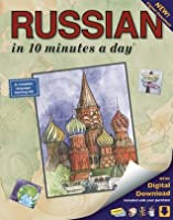 RUSSIAN in 10 minutes a day®