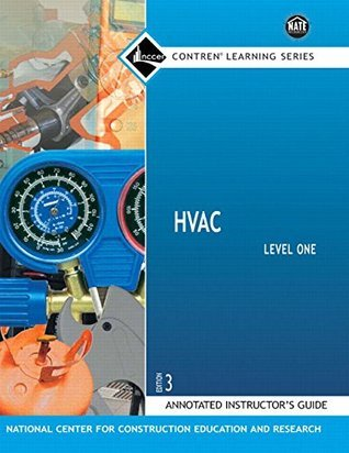 HVAC: Annotated Instructors Guide  by  NCCER National Center for Construction Education and Research