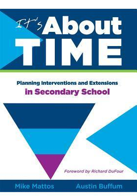 Its about Time [Secondary]: Planning Interventions and Extensions in Secondary School Mike Mattos