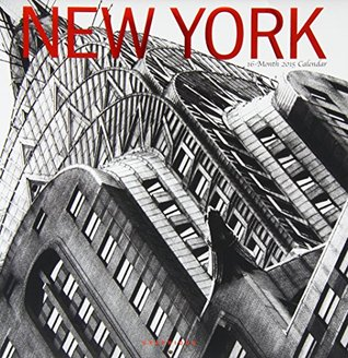 New York 2015 Calendar Graphique de France