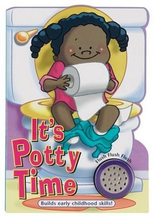 Its Potty Time-Girls-AA (Time to  by  Smart Kids Publishing