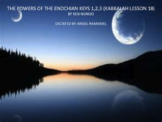 THE POWERS OF THE ENOCHIAN KEYS 1,2,3 (KABBALAH LESSON 18) Ken Nunoo