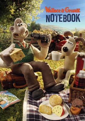 Wallace and Gromit Stencil Notebook  by  Aardman