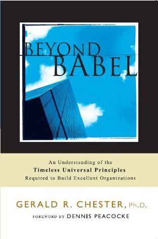 Beyond Babel  by  Gerald, R. Chester