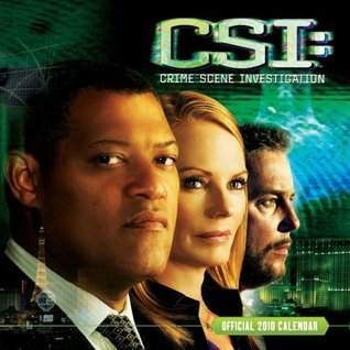 CSI 2010 CALENDAR  by  NOT A BOOK
