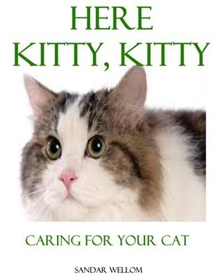 Here Kitty Kitty.: Caring for Your Cat. Sandor Wellom