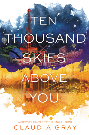 Ten Thousand Skies Above You (Firebird, #2) Claudia Gray