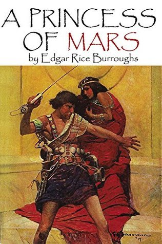 A PRINCESS OF MARS (Annotated) (Barsoom Book 1) Edgar Rice Burroughs