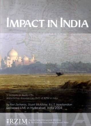 Impact in India, 5 CDs & 1 DVD Ravi Zacharias