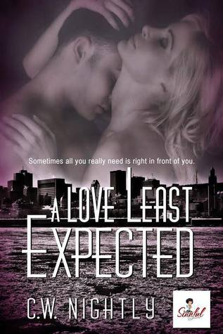 A Love Least Expected  by  C.W. Nightly