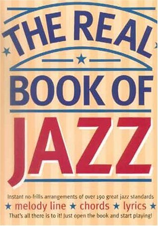 THE REAL BOOK OF JAZZ MLC  by  Various