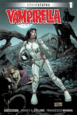 Altered States: Vampirella  by  Nancy A. Collins