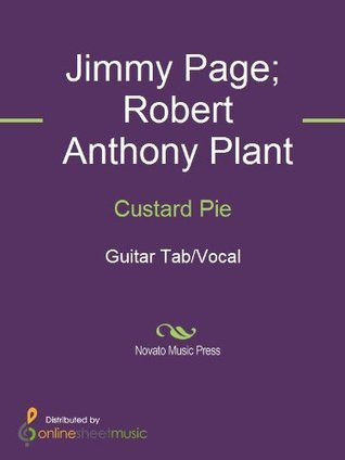Custard Pie Jimmy Page