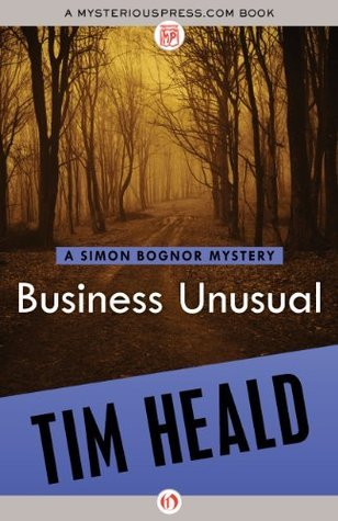Business Unusual (The Simon Bognor Mysteries Book 10)  by  Tim Heald