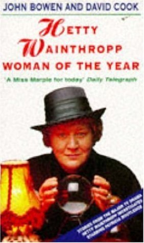 Hetty Wainthropp: Woman Of The Year  by  David   Cook