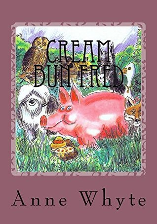 Cream Bun Fred  by  Anne Whyte