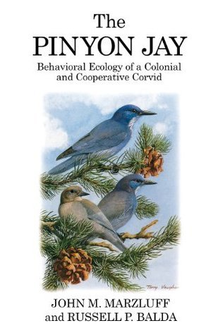The Pinyon Jay: Behavioral ecology of a colonial and cooperative corvid (Poyser Monographs) John M. Marzluff