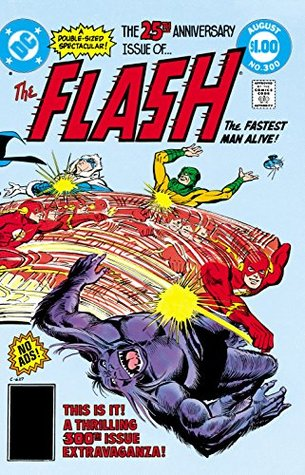 The Flash (1959-) #300  by  Cary Bates
