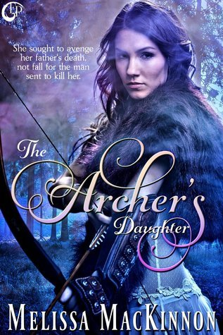 The Archers Daughter  by  Melissa  MacKinnon