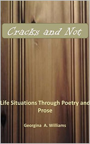 Cracks and Not  by  Georgina A. Williams