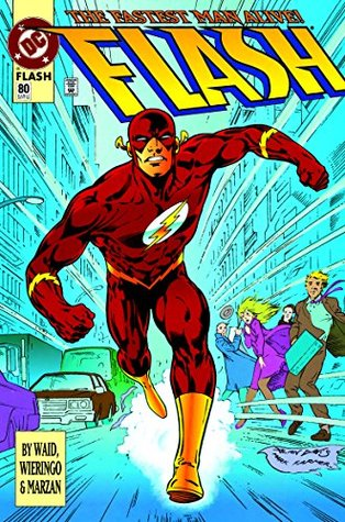 The Flash (1987-) #80  by  Mark Waid