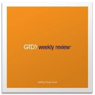 GTD Weekly Review (3 CD Audio Set) David Allen