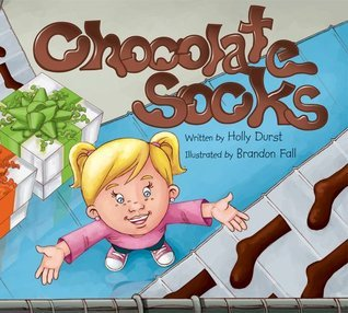 Chocolate Socks  by  Holly Durst