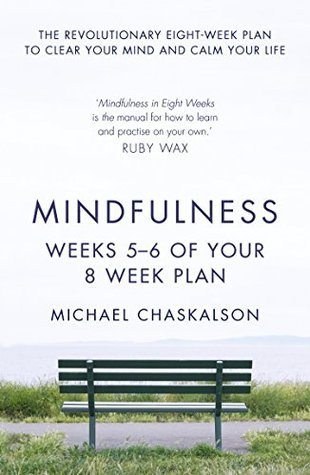 Mindfulness: Weeks 7-8 of Your 8-Week Program Michael Chaskalson